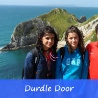 a trip to Durdle Door
