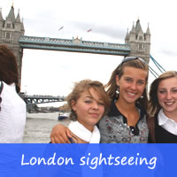 sightseeing tour in London