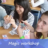 magic workshop